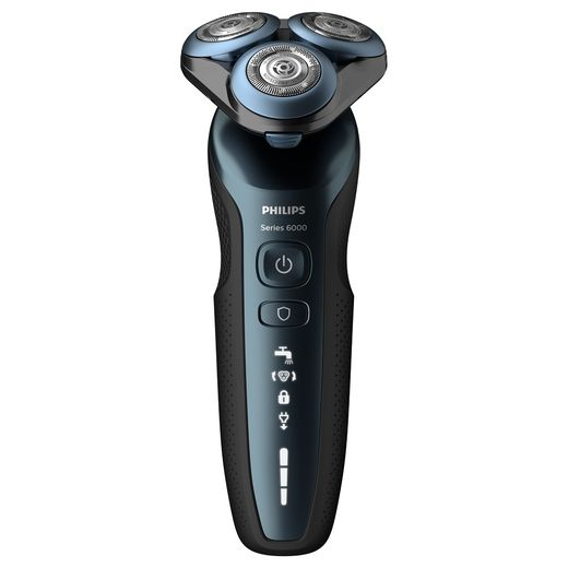 Barbeador-de-Pelos-do-Rosto-S6000---Philips---S6610-11---Preto-e-Cinza-