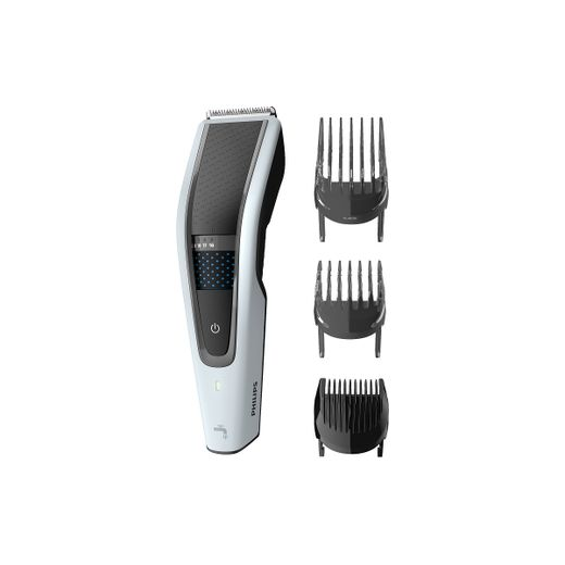 Kit-Aparador-Para-Barba-Philips-Male-Grooming---HC5610-15---Preto-e-Branco