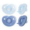 Chupeta-Soothie-0-3M-dupla-Philips-Avent-Azul---SCF099-01